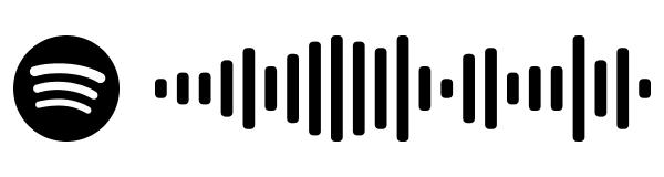 Minimal Tech Spotify Code